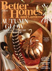 Better Homes & Gardens Cover Image