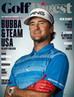Golf Digest Cover Image