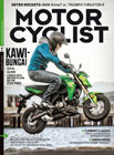 Motorcyclist Cover Image